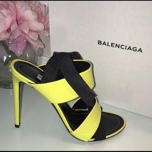Balenciaga 38.5 90 mm heel